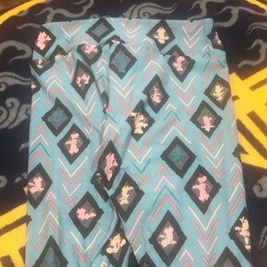 Lularoe Disney os Leggings